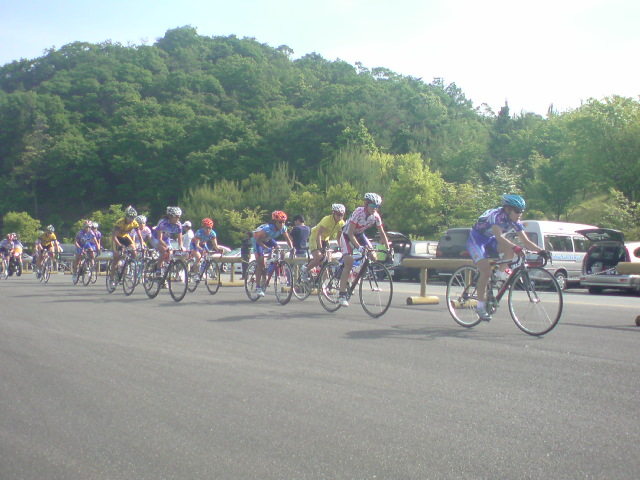 全日本選手権女子スタート