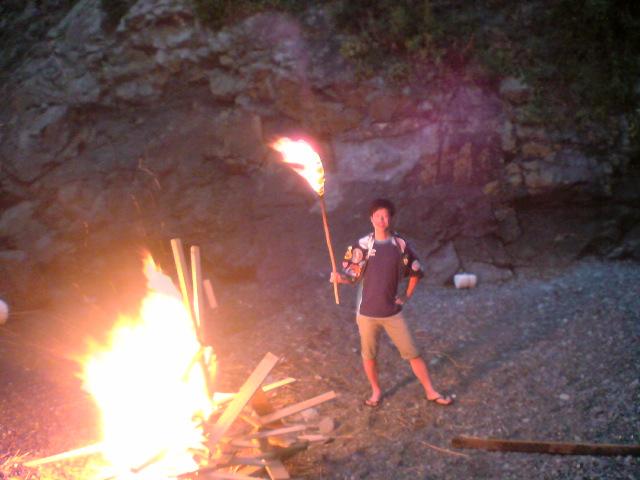 よ〜我こそは、火の神じゃ〜
