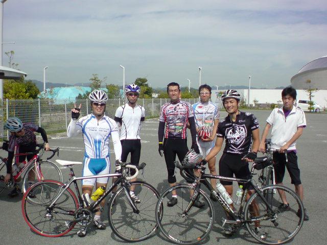 小野湖周回練習会